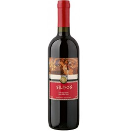 "Вино Dionysos Wines, ""Silinos"" Red Dry"