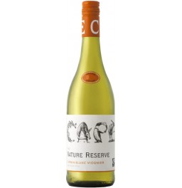 "Вино Cape Wine, ""The Nature Reserve"" Chenin Blanc Viognier, 2017"
