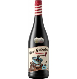"Вино The Grape Grinder, ""The Grinder"" Pinotage"