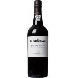 Портвейн Churchill's, Crusted Port, bottled in 2006