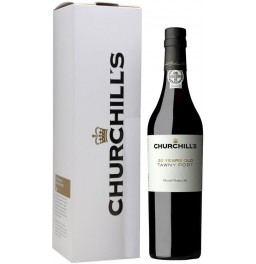 Портвейн Churchill's, Tawny Port 30 Years Old, gift box, 0.5 л