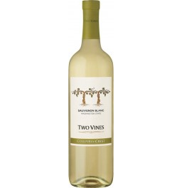 "Вино ""Two Vines"" Sauvignon Blanc, 2014"