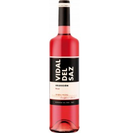 "Вино ""Vidal del Saz"" Seleccion Rose"